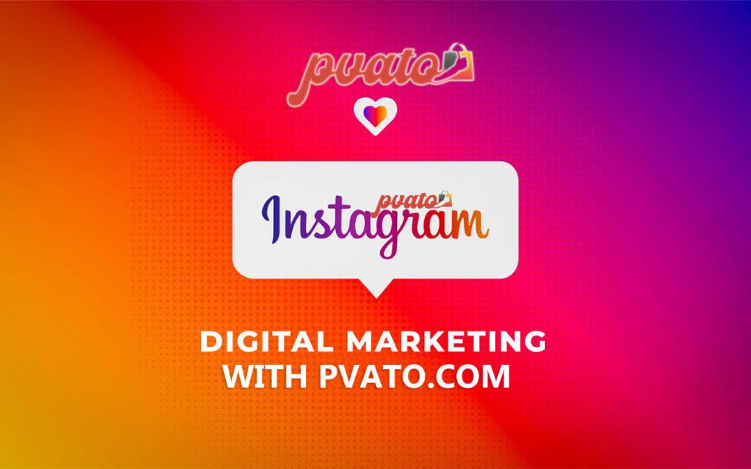 Buy Instagram Accounts for Marketing